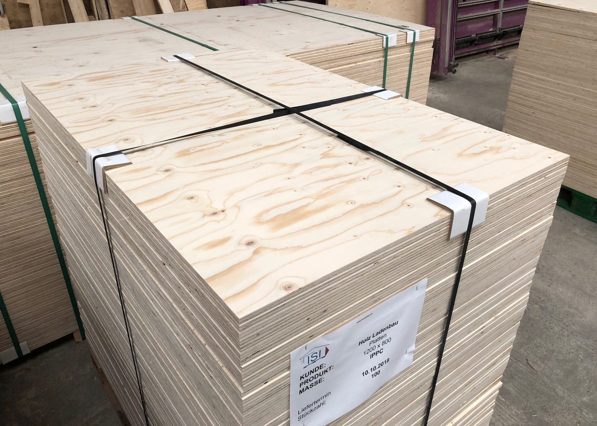 sperrholzdeckel 1200 x 800 mm f r europaletten aufsatzrahmen isi. Black Bedroom Furniture Sets. Home Design Ideas