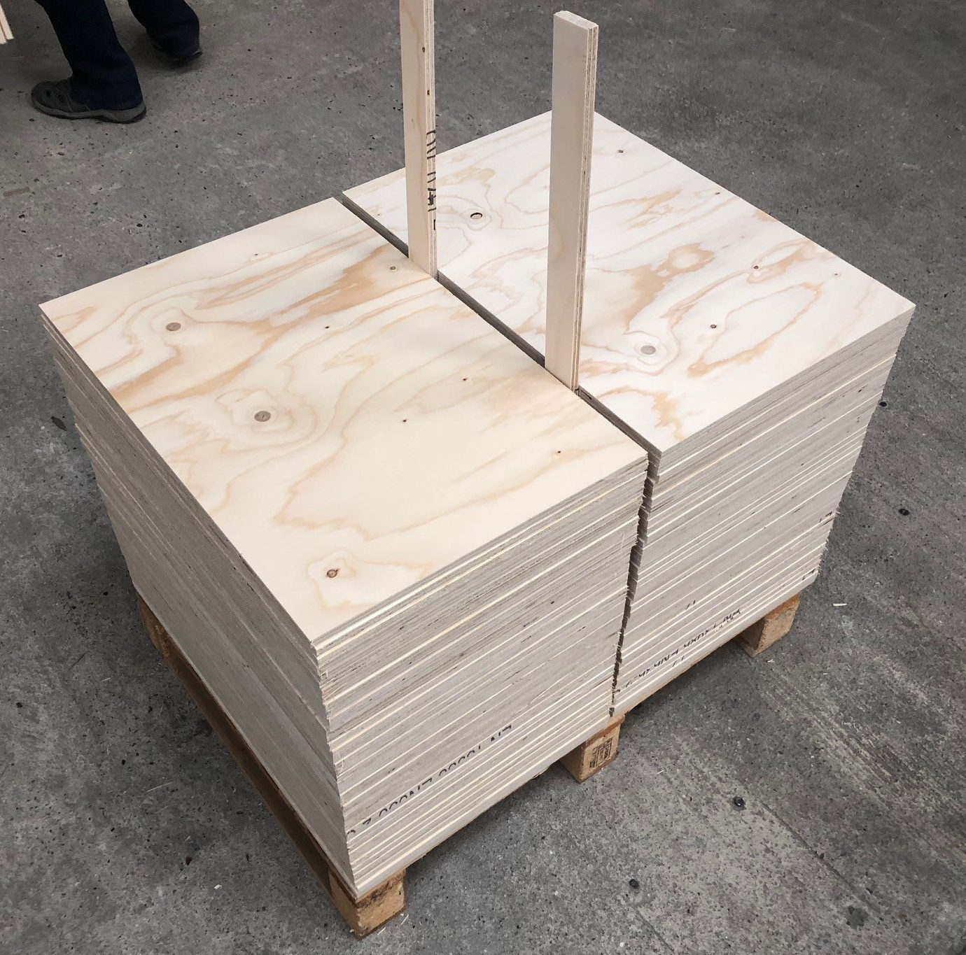 sperrholzdeckel 1200 x 800 mm f r europaletten. Black Bedroom Furniture Sets. Home Design Ideas